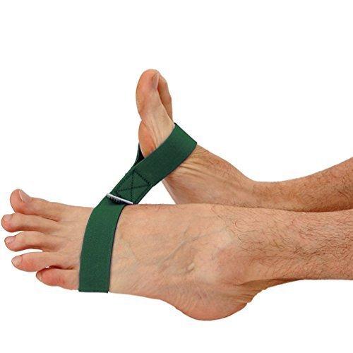 Msd ELASTICO CAVIGLIE VERDE Forte Resistenza ANKLECISER Cinghia Elastico Riabilitazione Caviglia MSD Europe