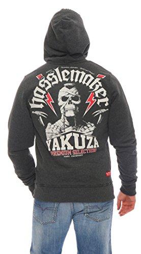 Yakuza Premium Herren Kapuzen Pullover YPH-2124