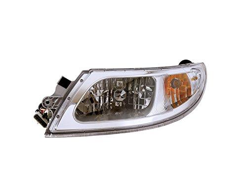 International 4000 8000 Series Truck 02 – 12 Head Light With Bulb Lh 3574387C93