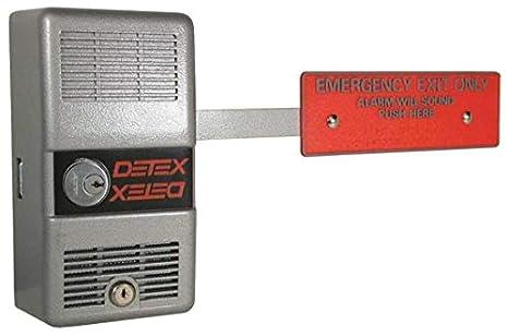 Detex 230D Model 230 Exit Control Lock, 4