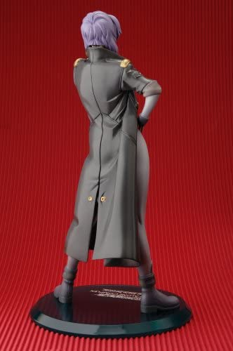 Amazon Com Ghost In The Shell S A C Solid State Society Motoko Kusanagi 1 8 Scale Pvc Figure By Good Smile Toys Games