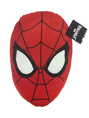 Jay Franco Marvel Spiderman Classic Face Pillow - Measures 14