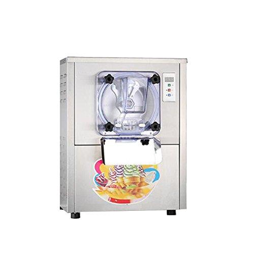 Ice Cream Machine, Pevor 1400W Ice Cream Machine Commercial Hard Serve Hard Ice Cream Machine Maker 5.28Gal/H Stainless Steel Ice Cream Maker LCD Display by Pevr (Image #4)
