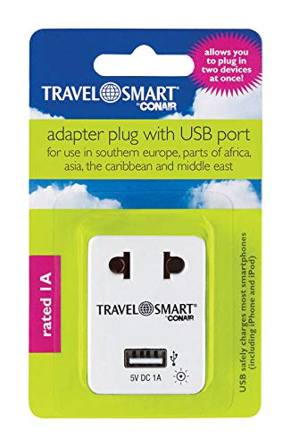 (Adapter With Usb Port)