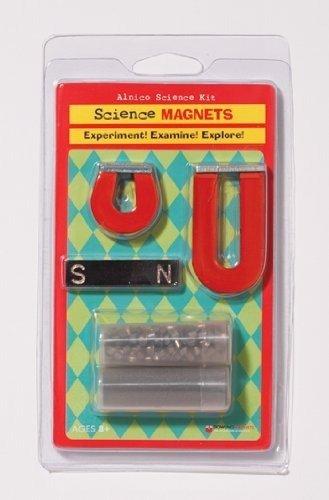 Alnico Magnet Kit (Dowling Magnets Alnico Science Kit)