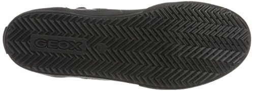 Geox Unisex Adulto J Alonisso Boy C High Sneaker Nero (nero)