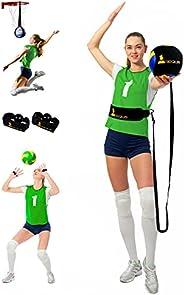 Regius Volleyball Training Equipment 3.0 - Premium Solo Trainer, Perfect for Beginners Practicing Serving, Set