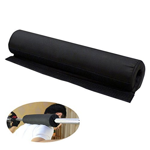 Barbell Squat Pad , Dewanxin Squat Pad Supports Weight Lifting pad barbell for Neck & Shoulder barbell Protective Pad Review