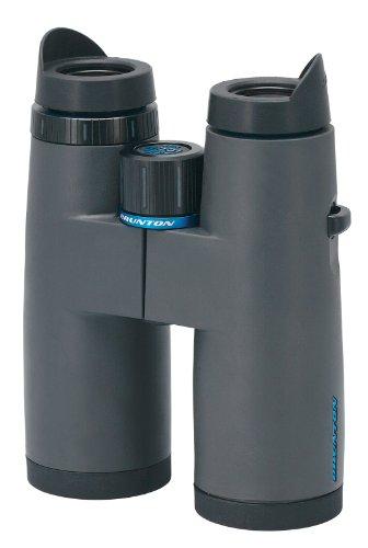 Brunton Hunting 8 X 44 Full Size Icon Roof Prism Binocular (Grey)