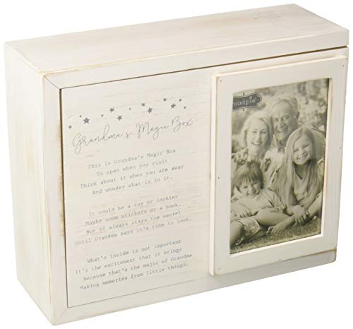 - Mud Pie Keepsake Grandma's Magic Wooden Box