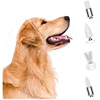 mothermed Electric Pet Tooth Brush Head Use to Remover Stubborn Stains and Dental Stones Cleaning for Dog and Cat