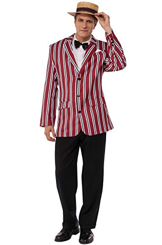 Rubie's Men's Good Time Sam Costume, As Shown, Extra-Large]()
