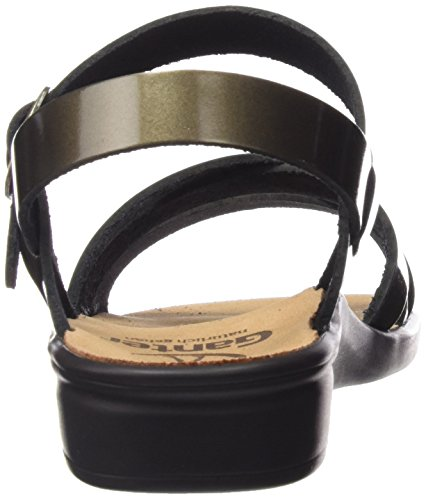 Damen E Sandalen Beige Smoke Ganter 3000 202812 1 6900 Fashion Sandalen Weite Sonnica qwFpaS