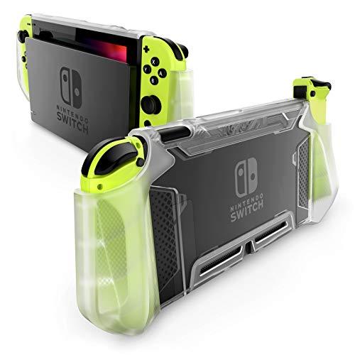 Funda para Nintendo Switch y control Joy-con trasnparente