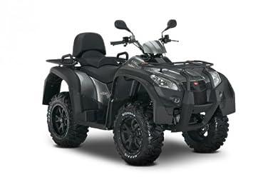 Kymco MXU 500 IRS LOF Quad con tracción a las cuatro ruedas: Amazon.es: Coche y moto