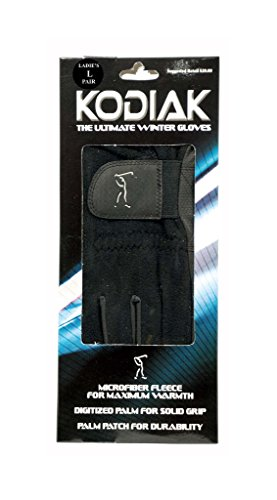Kodiak Winter Golf Gloves Ladies Medium (Kodiak Winter Golf Gloves)