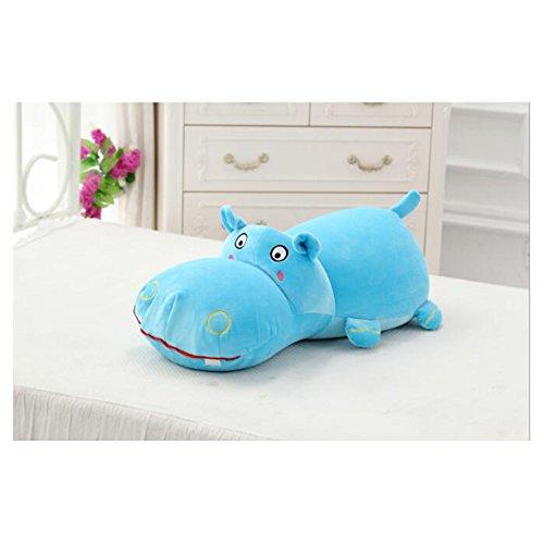 HYL World Stuffed Animals Hippo Toys - 15.7