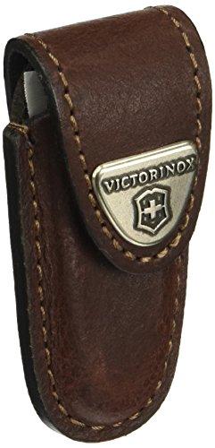Victorinox Zubehör Gürteletui Leder mit Velcro-Verschluss, 4.0531