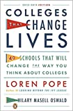 [0143122304] [9780143122302] Colleges That Change Lives: 40 Schools That Will Change the Way You Think About Colleges Revised Edition Paperback