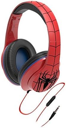 Ekids Marvel Spider Man M40sm Headphones With Elektronik