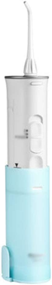 ZCPDP Irrigador Dental Profesional Carga PortáTil Ortodoncia Irrigador Bucal Impermeable Limpieza De Dientes Blanqueadores 2 Modos Hogar MéDico
