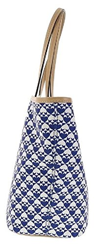 Kate Spade New York Penn Place Small Margareta Shopper Tote Handbag (hyacinth) Kate Spade New York Wkru3627