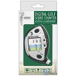 Miles Kimball Digital Golf Score Counter