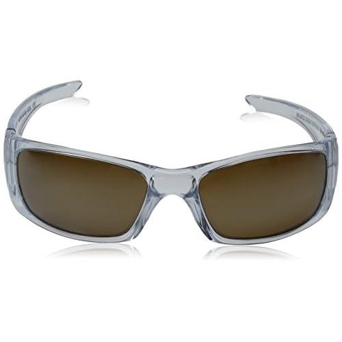 5c2f2f4f22a good Fatheadz Eyewear Men s Nitro V2.0 FH-V122-4BR Polarized Wrap Sunglasses