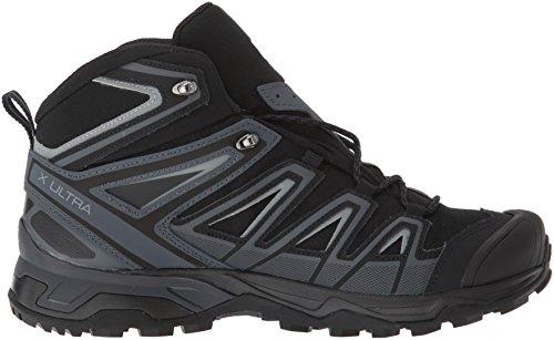 Zapatillas De Trail Running Salomon Para Hombre X Ultra 3 Mid Gtx Negras