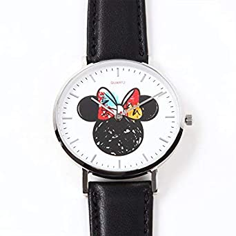 adf01f865f Amazon | ディズニー ミニーマウス 腕時計 グッズ 世界限定モデル 本数限定 ケイウノ レディース 正規品 | レディース腕時計 | 腕時計  通販