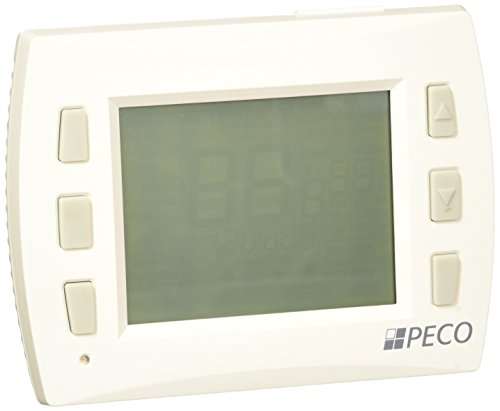 Peco T8532-001 Performance PRO Programmable Thermostat, 2H/