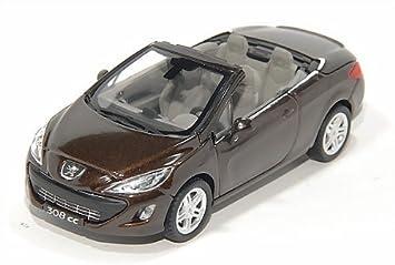 Norev 473811 Véhicule Miniature Peugeot 308 Cc 2009 Terre D