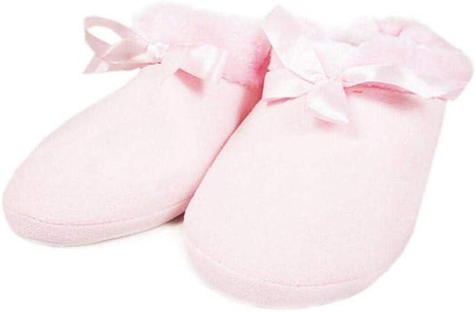 Brillie Zapatos Calientes Almohadilla térmica Zapatillas de casa ...