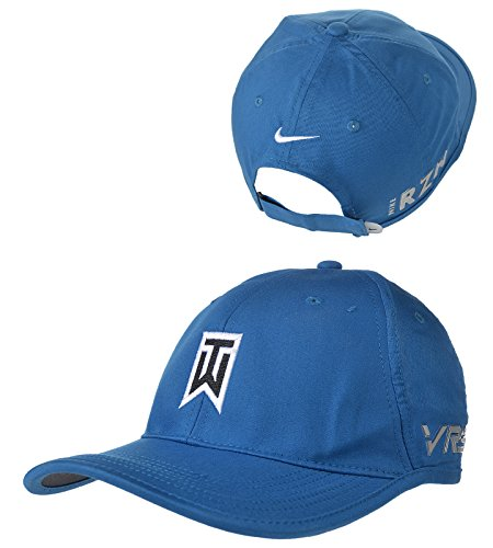 NEW Nike Tiger Woods TW Ultralight Tour Cap Royal Blue White Adjustable  Golf Hat - Buy Online in UAE.  ec9103d4e9a