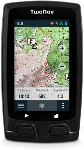 TwoNav - Horizon GPS para Montaña o Senderismo con Pantalla de 3