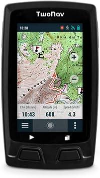 TwoNav - Horizon GPS para Montaña o Senderismo con Pantalla de 3 ...