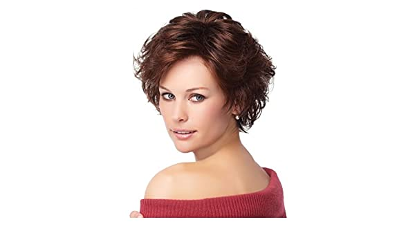 Amazon.com : Eva Gabor Carte Blanche Lace Front Wig : Hair Replacement Wigs : Beauty