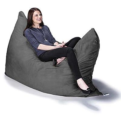 Jaxx Bean Bags Pillow Saxx Microsuede Bean Bag Pillow