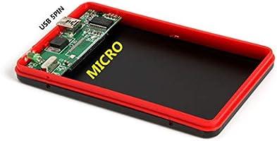 KESOTO 1x Soporte Gabinete de Disco Duro Externo con Cable USB de ...