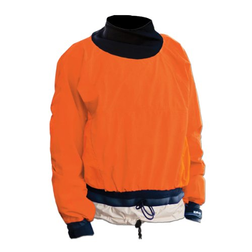 Kokatat Youth Re-Action Kayak Paddling Jacket-Pumpkin-M (Kokatat Kayak)