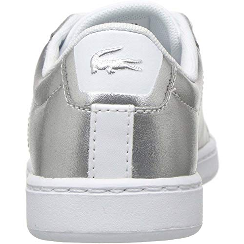 Argent Blanc Lacoste Evo Carnaby Argent C 7r8nwIB8
