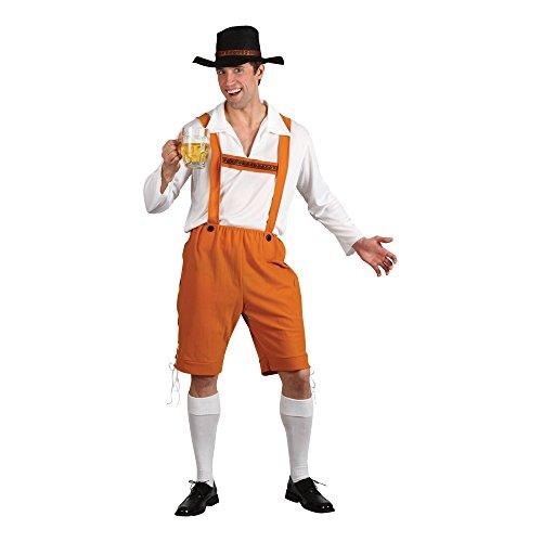 Bavarian Beer Man Oktoberfest German National Dress Fancy Dress Mens Costume  - Buy Online in Oman.  17a398e5ee81