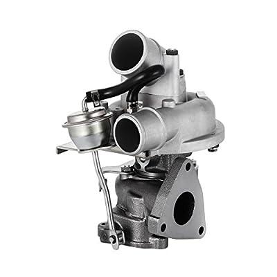 SucceBuy Turbocharger Fit For NISSAN D22 Navara ZD30 Turbo 3.0L 14411-9S000 Turbolader HT12-19 B/D Aluminum