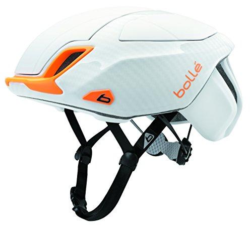 Bolle Unisex The One Road Premium, White/Orange, L