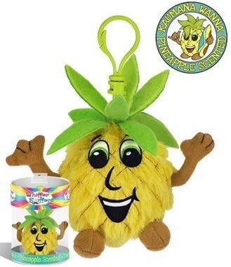 Pineapple Whiffer Sniffers Kaumana Wanna Smellya Scented Clip