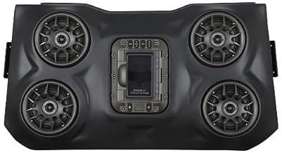 SSV Works WP-RZ3O4 Polaris RZR XP1000 2 seat BLUETOOTH 4 Speaker Overhead Stereo System