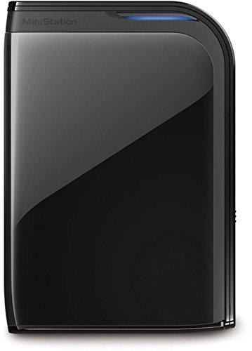 Buffalo MiniStation Extreme USB 3.0 500 GB Rugged Portable H