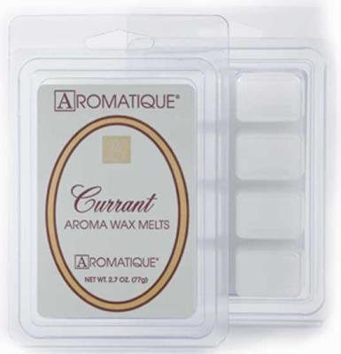 CURRANT WAX MELT 2.7 oz by Aromatique by Aromatique