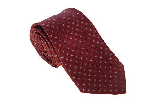 cesare-attolini-naploi-mens-red-circle-motif-handmade-silk-necktie