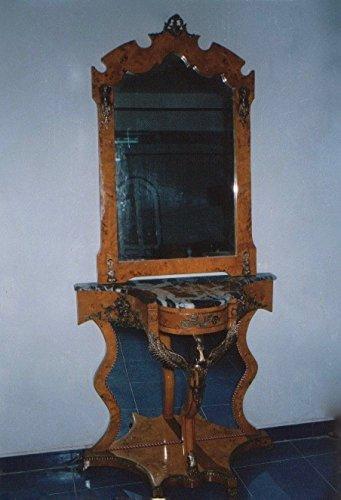 Barock Konsole Antik Stil Rokoko Historismus MoAl0051